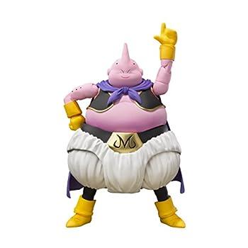 Tamashii Nations Bandai S.H. Figuarts Majin Buu (Zen Ver.) Dragon Ball Z Action Figure