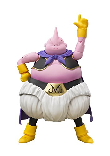 Tamashii Nations S.H. Figuarts Majin Buu (Zen Ver.) Dragon Ball Z Action Figure