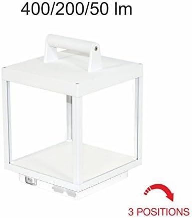 Visor Aluminium 5 W 120 LED d\'extérieur/de jardin, LED ...