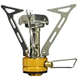 Monoprice Pocket Backpacking Stove Ideal for Camping and Backpacking - Pure Outdoor Collection