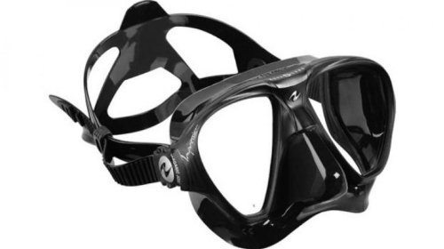 Aqua Lung Impression Double Lens Dive Mask
