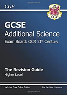 ocr 21st century science biology coursework Get a clear understanding of your investment and see how much it costs to graduate from ashford university ocr gcse twenty first century science suite chemistry a qualification 21st century.