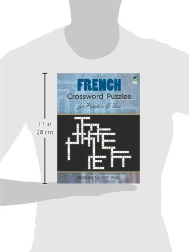 French Crossword Puzzles for Practice and Fun (Dover Language ...