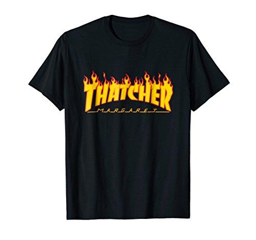 Thatcher Margaret T-Shirt - Margaret Thatcher