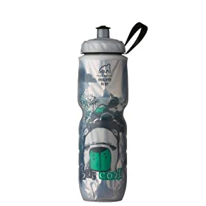 Polar Bottle Insulated Water Bottle (24-Ounce) (Manga Bear)