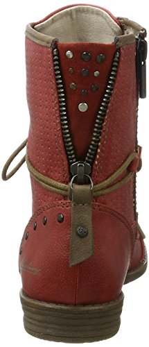 Rouge 1157 503 Bottes 5 Rot Femme Mustang Classiques A411ng