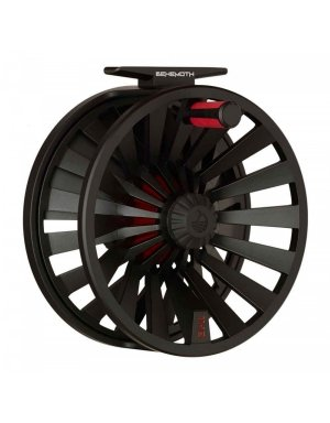 Redington Fly Fishing Behemoth 9/10 Reel, Black