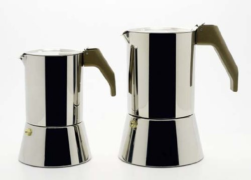 Kitchen Tools Alessi Stovetop Espresso Maker 3 Cups