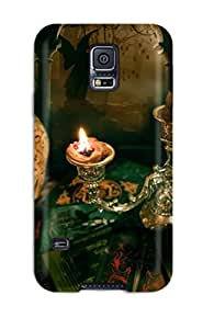 For Galaxy Case, High Quality Gothic Art For Galaxy S5 Cover Cases