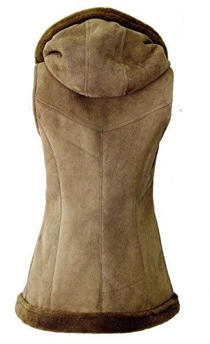 DX-Exclusive wear - Chaleco - para mujer beige
