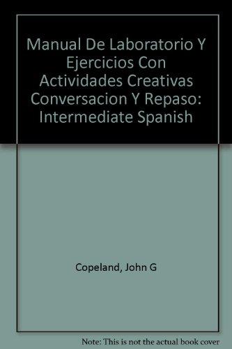 Conversacion Y Repaso Student Activity Manual