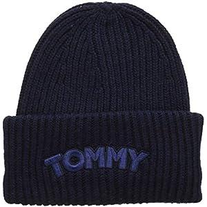 Tommy Hilfiger Women's Logo Patch Beanie