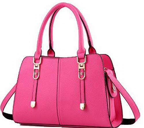 Blu Rosered Shopping a Style tracolla FBUIBC181837 Dacron Tote Scuro Festa Borse AllhqFashion Donna xZA4wqCv