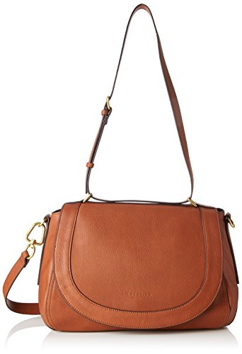 Dinard Calacm Brown Shoulder Berlin Liebeskind Women's Toffee Bag qZ1pO7gxw