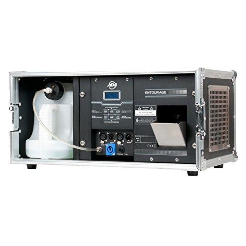 American DJ Entourage Pro Grade 1400W Fog Smoke Machine Built in Flightcase (Certified (American Dj Timer Remote)
