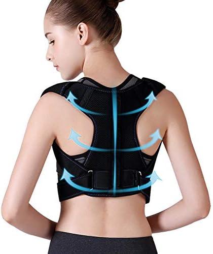 JMung Posture Corrector Spinal Support Anti hump artifact