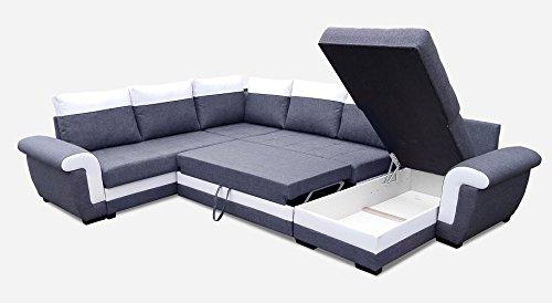 Moderne eckcouch mit schlaffunktion  Eckcouch Modern | daredevz.com