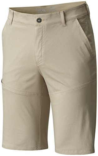 Mountain Hardwear Athletic Shorts - Mountain Hardwear AP Short - Men's Badlands 36x11