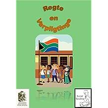 Regte en Verpligtinge (Social Reading) (Afrikaans Edition)