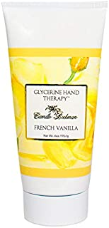 product image for Camille Beckman Glycerine Hand Therapy, French Vanilla, 6 Ounce