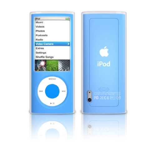 Imation Nano (XtremeMac IPN-TW5-03 Tuffwrap for iPod Nano G5 - Clear)