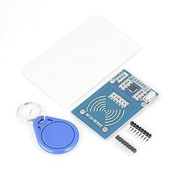 Amazon.com: IC tarjeta módulo de Sensor, 5 pcs/Set RC522 ...