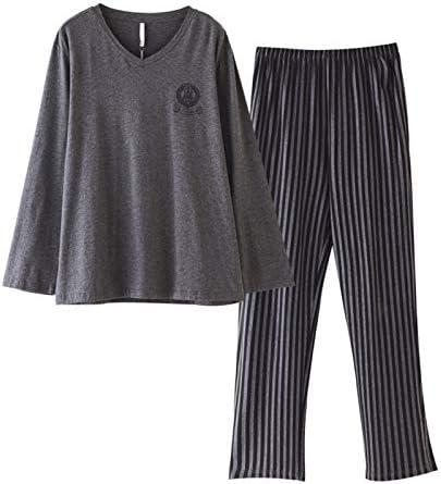 Atecou Pijamas para Hombre,Pijama Forro Polar Loungewear ...