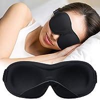 Masque de nuit pour hommes et femmes 2020, Masque de sommeil confortable Unimi, masque de sommeil à coupe profilée...