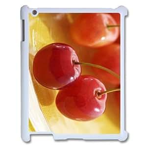 GRTT Brand New IPad 2,3,4 Cover Custom Case Cherry,Handmade customized case RT838227