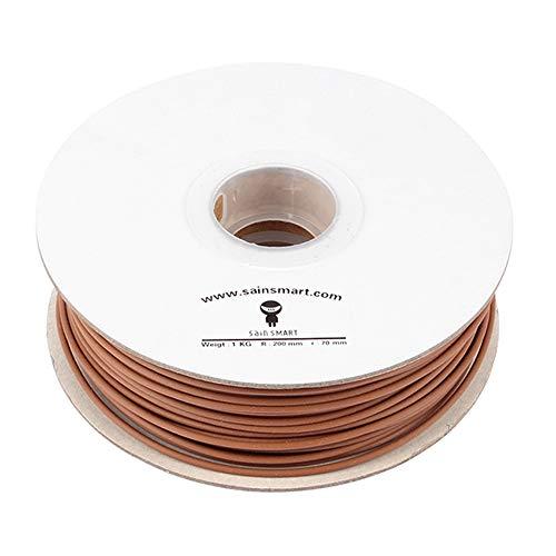 Filamento Madera 3.0mm 1kg Color Foto-1 Imp 3d [0l0zls5u]