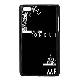 Chinese You Me At Six Custom Case for iPod Touch 4,personalized Chinese You Me At Six Phone Case