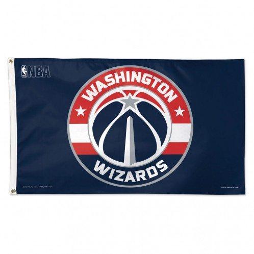 (NBA Washington Wizards 3-by-5 Foot Flag)