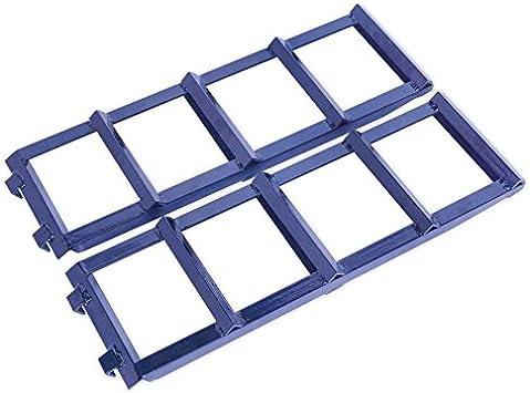Blue Sealey CAR2001 Car Ramp Extensions 400kg Each//800kg per Pair