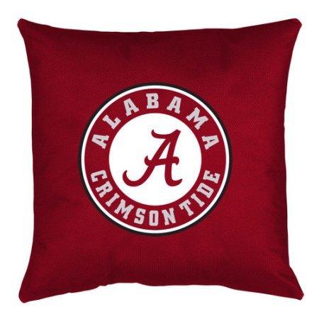 University Locker Room Pillow (NCAA University of Alabama Locker Room 17