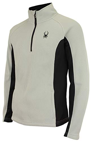 Spyder Men Outbound 1/4 CORE Sweater Cirrus Size L