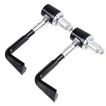 Anay - Protectores universales de la mano para la maneta del freno y del embrague en manillares de motocicleta de 22 mm (LMODRI): Amazon.es: Coche y moto