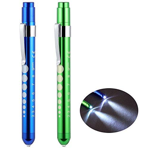 Blue Led Pen Light in US - 4