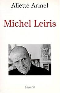 Michel leiris par Aliette Armel