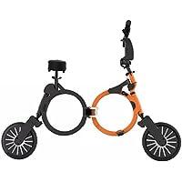 Versla Folding Bike Ultra-Light Mini Portable Two Round (240W 1245 * 450 * 910Mm)