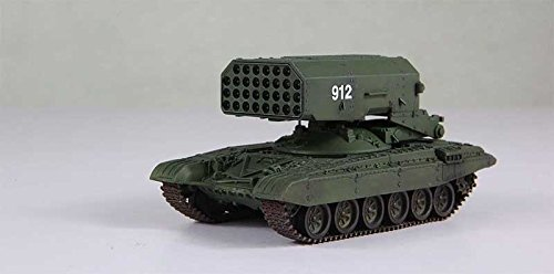 TOS-1 Heavy Flame Thrower (Multiple Rocket Launcher) System Soviet Army 1989 (1:72); AS72013