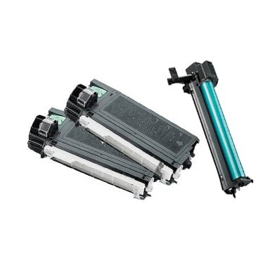 (2 Pcs) 100% Brand NEW Compatible Copier Toner Cartridge Xerox 6r914 (6,000 Pages) + (1 Pc) 100% Brand New Compatible Copier Drum Unit Xerox 13r551 (18,000 Pages) for Workcentre Xd100, Xd Series, Workcentre Xd105f, Workcentre Xd104, Workcentre Xd120f, Wor