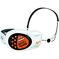 Sony SRF-M80V S2 Sports Walkman Arm Band Radio with FM/AM, TV and Weather Channels (Discontinued by Manufacturer)