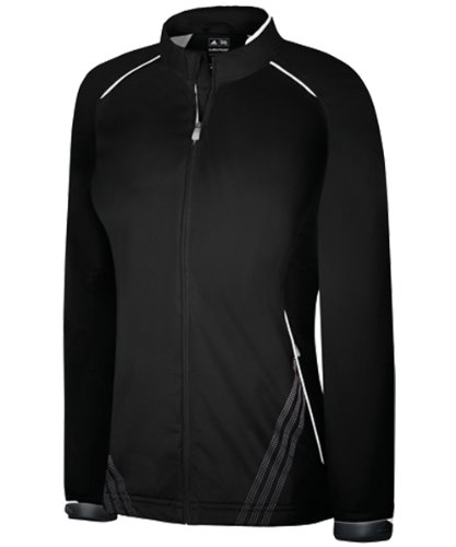 adidas Women's Climaproof Storm Soft Shell Jacket 1 - Black - X-Small