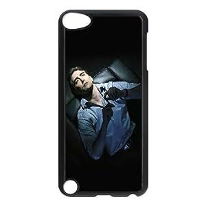 iPod Touch 5 Case Black Lee Pace Film Actor Mjzei