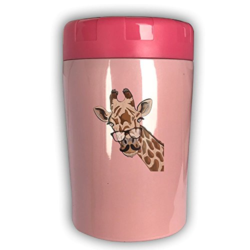 Shel Silverstein Halloween Costume (Giraffe 500ML Thermos Bento, Stainless Steel Vacuum Smoldering Mug - Leak Proof Soup Jar For Portable Convenience Pink)