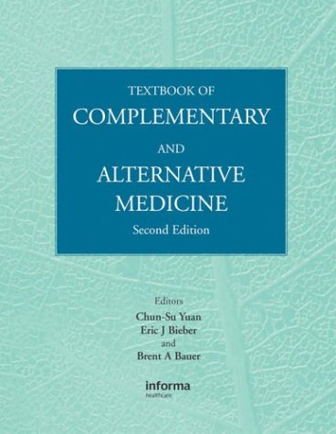 Download Textbook of Complementary and Alternative Medicine ebook