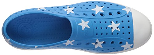 native Men's Jefferson Water Shoe Wave Blue/Bone White/Big Star professional for sale sale factory outlet cheap purchase discount new styles K4TTlZDDE