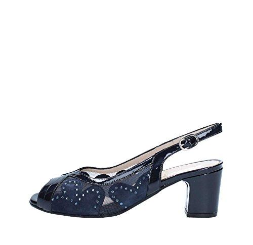 Melluso S614 Sandals Women Blue zV5wa