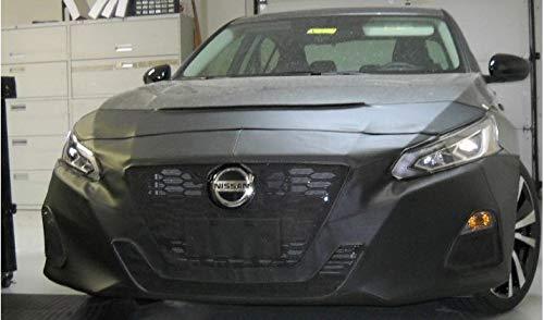 Fits Car Mask Bra Nissan Altima 2019 2020 19 20 Lebra 2 piece Front End Cover Black