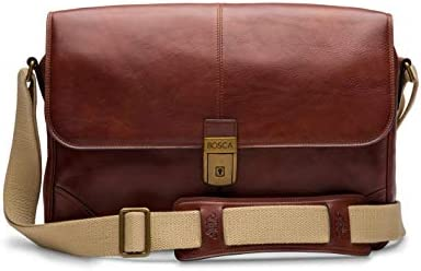 Bosca Dolce Messenger Bag